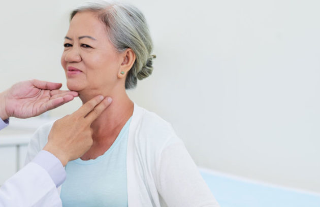 Ecografie tiroidee a Cava De Tirreni
